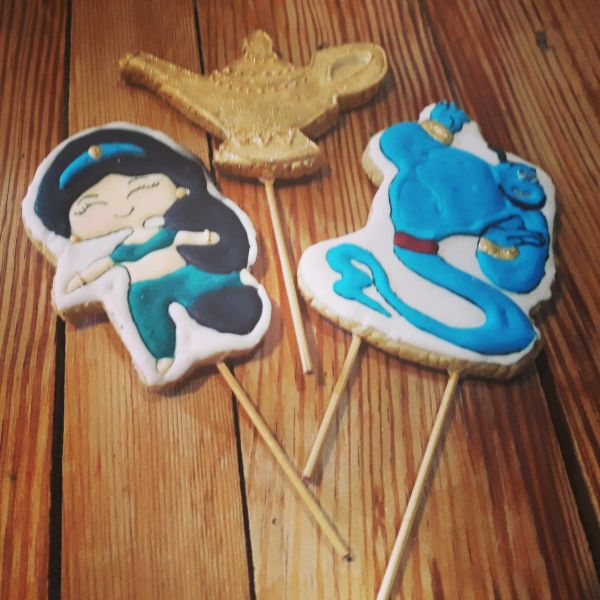 Aladdin Cake Toppers 600