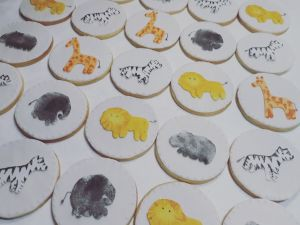 Animals biscuits B