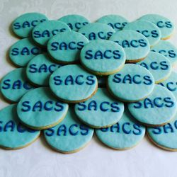 Business Corporate biscuits - SACS &800