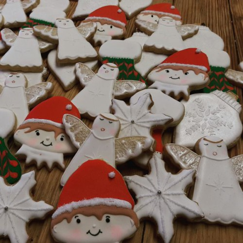Christmas biscuits C 600