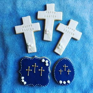Easter Cross biscuits 300