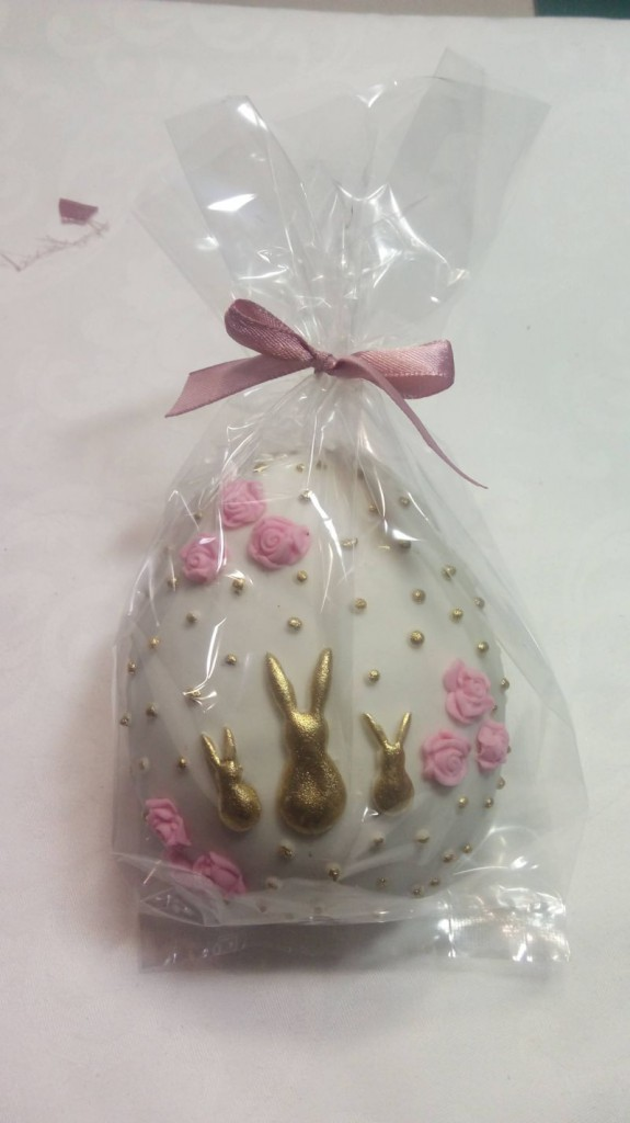 Easter biscuits - Marbled eggs packaged &800