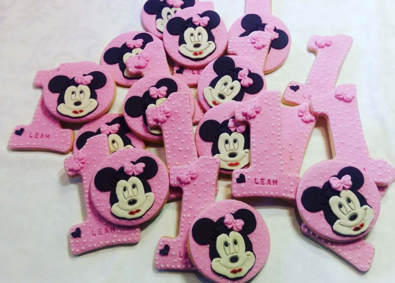 Kiddies biscuits - Minnie Mouse &800