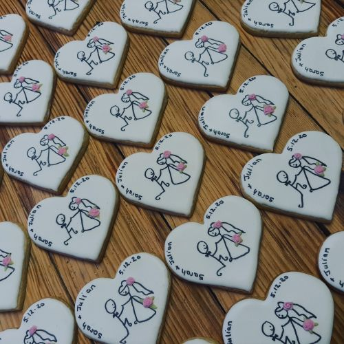 Wedding biscuits A1 500