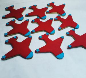 Planes kiddies biscuits